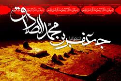 استان سمنان در سوگ رئیس مذهب جعفری/عزاداری در رثای امام صادق(ع)