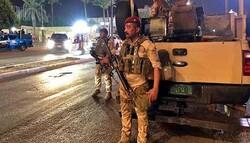 بغداد میں حفاظتی اقدامات سخت