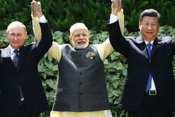 نشست سهجانبه سران روسیه، چین و هند