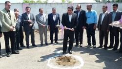 ساخت یک مدرسه خیرساز در آمل آغاز شد