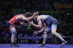 المنتخب الايراني يتربع  على عرش بطولة آسيا لمصارعة الحرة 2019 لفئة الشباب