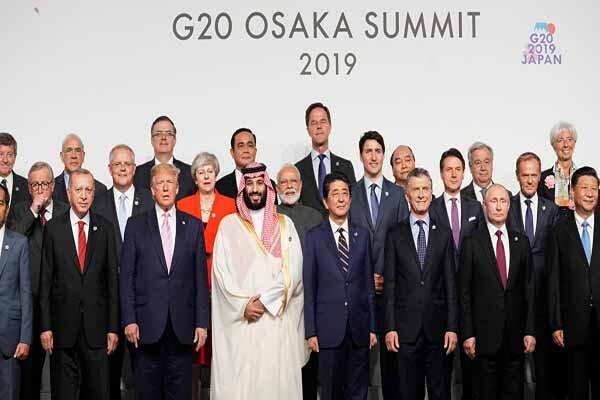 پایان نشست «جی ۲۰»/ بنسلمان رئیس اجلاس آتی شد