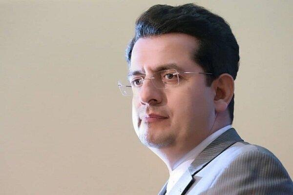INSTEX must meet Iran's demands: FM spox