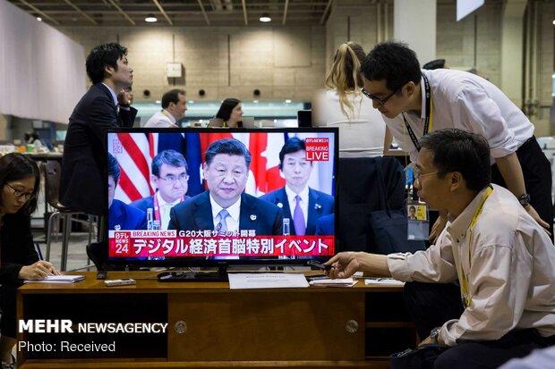 نشست جی 20 در اوزاکا ژاپن