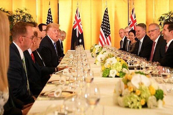 موضعگیری نخست وزیر استرالیا به درخواست ضدایرانی ترامپ