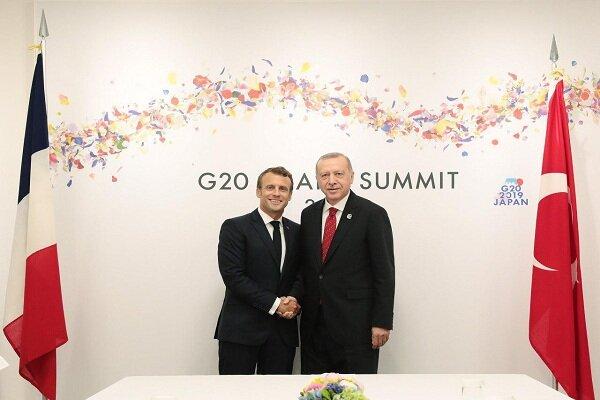 Cumhurbaşkanı Erdoğan, G-20 temaslarını sürdürüyor