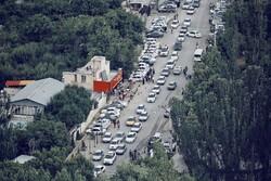 تردد روان در محورهای شمالی کشور/ ترافیک سنگین در آزادراه کرج_تهران