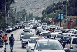 ترافیک سنگین در خروجیهای البرز/ بازهم سفر به شمال در شرایط کرونا