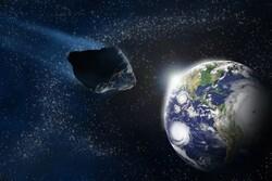 سیارکی قبل از انفجار در اتمسفر زمین رصد شد