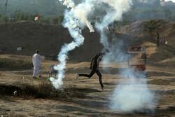 İsrail askerleri Nablus'ta 15 Filistinliyi yaraladı