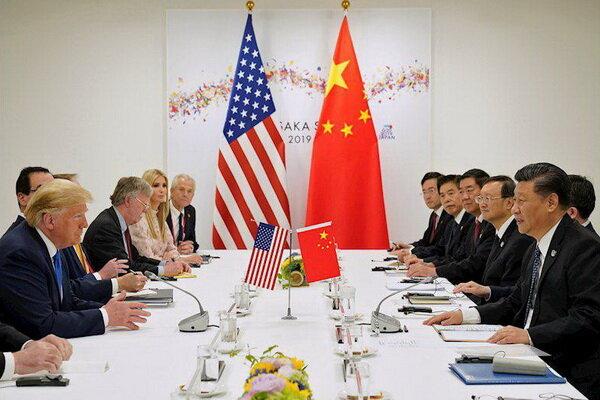 ترامپ و جینپینگ دیدار کردند