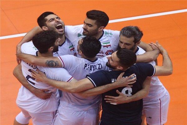 Iran secure spot at Final Six of VNL 2019