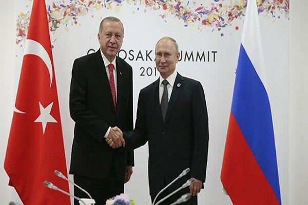 اردوغان: ۱۰ روز دیگر «اس ۴۰۰» را از روسیه تحویل  میگیریم