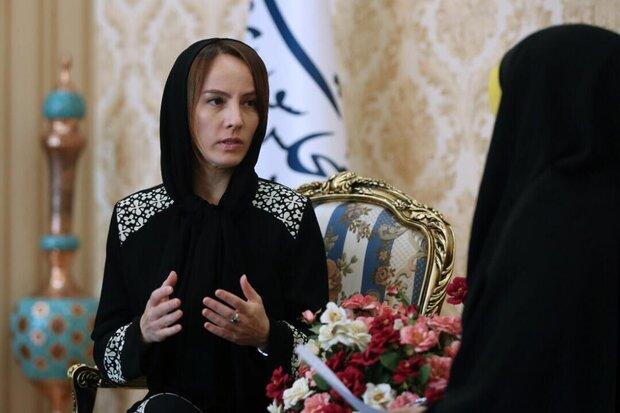 IPU chief praises Iran's effective role in union's summits