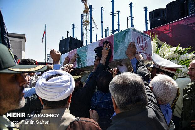 اجتماع عزاداری شهادت امام صادق(ع) در مشهد