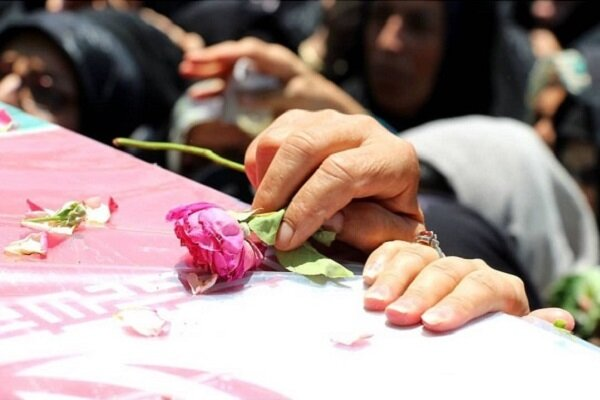 نتیجه تصویری برای رفسنجان میزبان یک شهید گمنام می شود