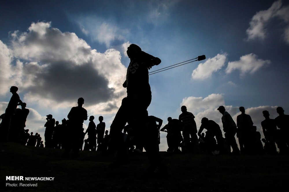 64th Great March of Return protests in Gaza