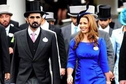 همسر حاکم دبی از امارات گریخته است
