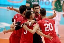 Iran volleyball