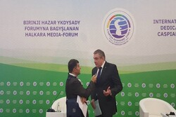 Turkmenistan hopes of setting up common Caspian market: official
