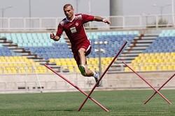 ادامه نیمکت نشینی کاپیتان پرسپولیس در لیگ برتر