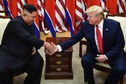 ٹرمپ کا شمالی کوریا کے خلاف پابندیاں باقی رکھنے کا اعلان