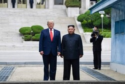 VIDEO: Trump meets North Korea's Kim at DMZ
