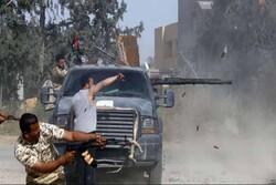 حمله به پایتخت لیبی با حمایت گروههای خارجی انجام شد