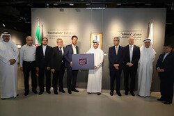 برپایی نمایشگاه خوشنویسی «بسم الله الرحمن الرحیم» در قطر