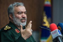 Commander: No one but Iran dares to confront the U.S.