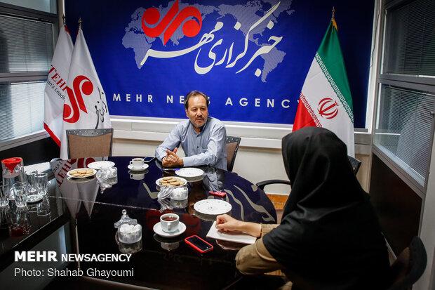 گفتگو با محمد سرور رجایی