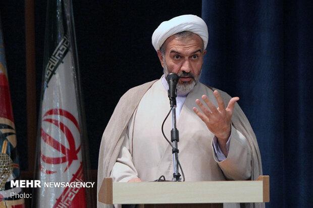 حفظ امنیت جامعه از اهداف نظام جمهوری اسلامی است