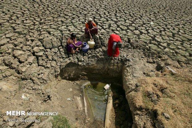 بحران کم آبی در هند