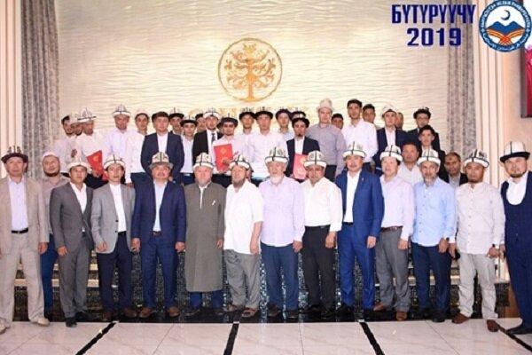 افزایش تعداد متقاضیان ورود به دانشگاه اسلام شناسی قرقیزستان