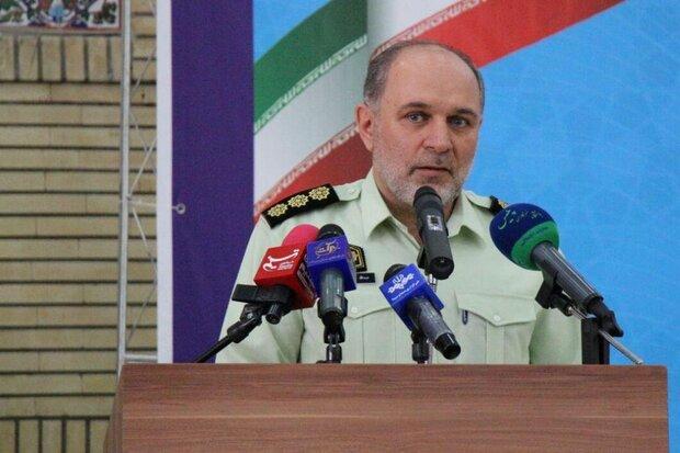 ۹ تن مواد مخدر در استان سمنان کشف شد