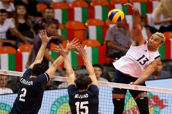 VIDEO: Iran vs US highlights at 2019 VNL
