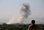 کابل یونیورسٹی کے قریب دھماکے میں 8 افراد ہلاک