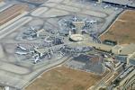 وقوع آتشسوزی در نزدیکی فرودگاه «بن گوریون»