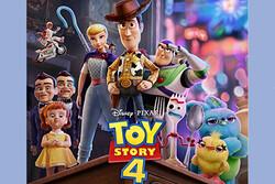 «داستان اسباب بازی ۴» هم میلیاردی شد/ یک رکورد دیگر برای دیزنی
