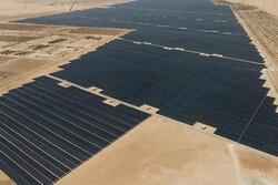 تشغيل أكبر محطة للطاقة الشمسية في شمال غربي ايران
