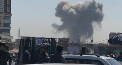 Powerful explosion rocks Afghanistan's diplomatic zone: report
