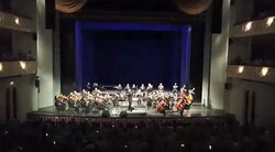 'Alnam' brings Azeri orchestra to Vahdat Hall
