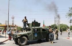 کابل کے سفارتی علاقہ میں بم دھماکہ