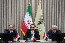 Tripartite meeting of Iran, Iraq, Syria on railways coop.