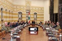 تصمیمات قاطع شورای عالی دفاع لبنان به دنبال حوادث روز گذشته