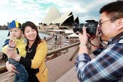 Iran sets sights on drawing 2 million Chinese tourists per annum