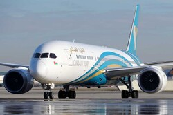 Mashhad-Muscat weekly flights increase
