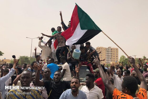 At least 7 killed in rally against military rule in Sudan