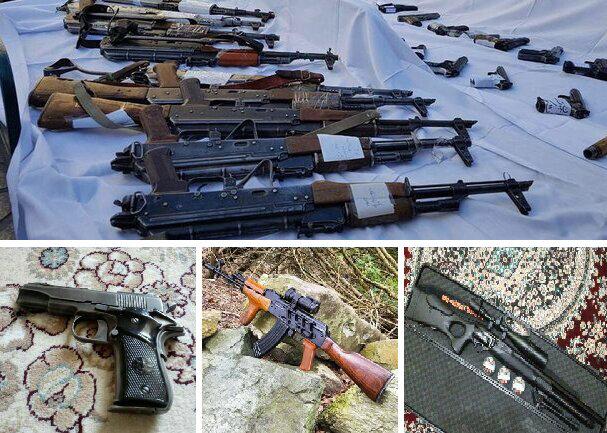 چالش نگهداری سلاح در مرزهای غربی/ تهیه اسلحه در کمتر از نیم ساعت!