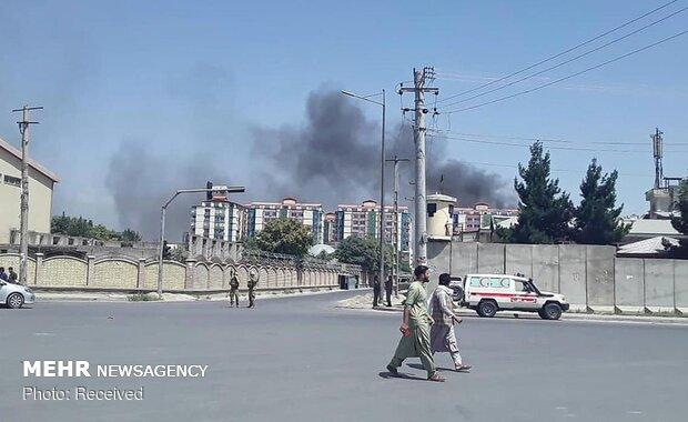 بیش از ۱۰۰ کشته و زخمی در انفجارهای کابل